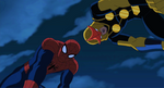Nova and Spider Man USM 4