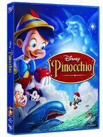 Pinocchio 2010 Italy DVD