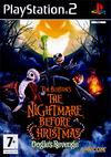 The Nightmare Before Christmas - Oogie's Revenge Coverart