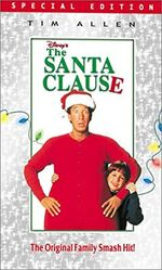 The Santa Clause 2002 VHS