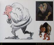 The hunchback of notre dame character 1 quasimodo 05b