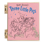 Three Little Pigs Limited Release Pin - April 2017 outside