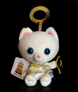 Toy story angel kitty plush
