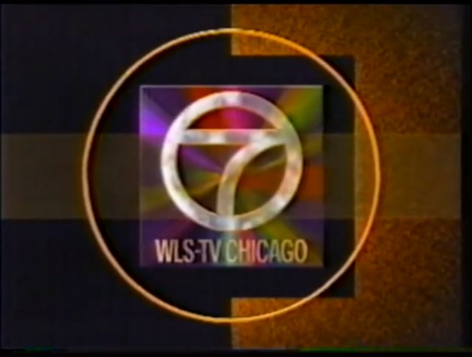 WLS TV Channel 7 It Must Be ABC 1992 93