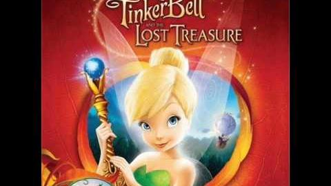 06. If You Believe - Lisa Kelly (Album Music Inspired By Tinkerbell And The Lost Treasure)