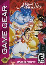 Aladdin Game Gear