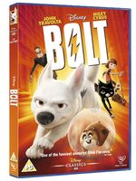 Bolt UK DVD 2014