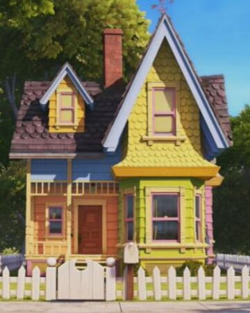 Carl S House Disney Wiki Fandom