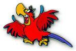 DLR - Iago Squawking