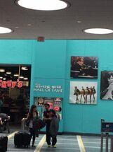 Disney music all star resort lobby