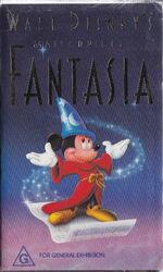 Fantasia 1991 AUS VHS
