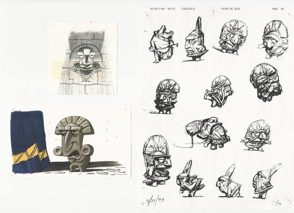 Kuzco, l'Empereur Mégalo [Walt Disney -2001] - Page 6 Latest?cb=20180531083952