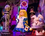 It's a small world - Disneyland Alice in Wonderland photo(c)Disney 0