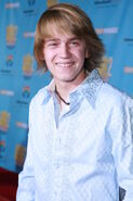 Jason Dolley HSM2 premiere