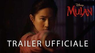 MULAN - Trailer Italiano Ufficiale