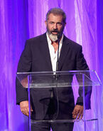 Mel Gibson Hollywood Foreign Press ceremony