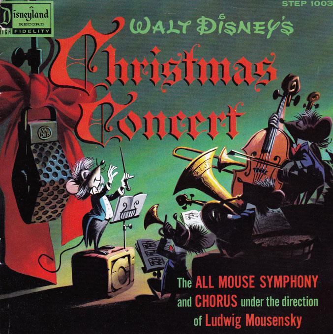 walt disneys christmas concert - Disney Christmas Music