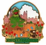 Muppets-Epcot Internationa-Flower & Garden Festival-5000-2014