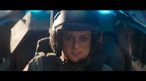 Ny Captain Marvel trailer HD