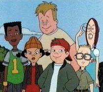 Recess characters