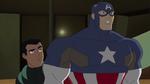 Reptil & Captain America 2