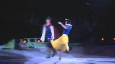 """Snow White's """"One Song"""" Disney On Ice Presents Princesses & Heroes"""