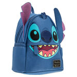 Stitch Faux Leather Mini Backpack by Loungefly