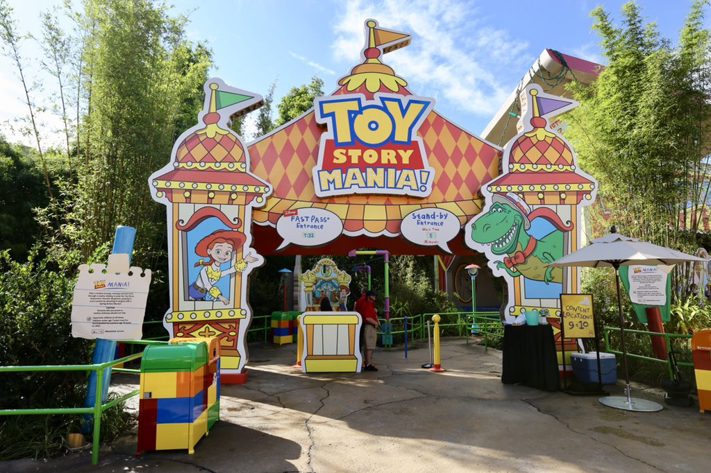 Toy Story Midway Mania Disney Wiki Fandom Powered By