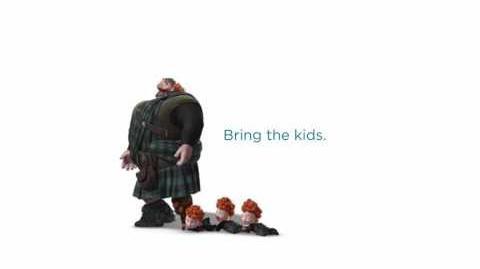 The Science Behind Pixar Exhibition - Se abrirá el 15 de octubre - Brave