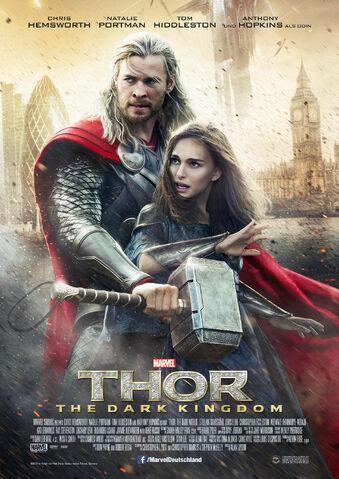 File:Thor The Dark World - Jane and Thor.jpg