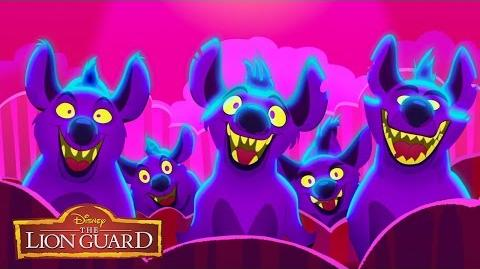Tonight We Strike Music Video The Lion Guard Return of the Roar Disney Junior
