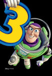 Toy Story 3 Character Poster Dateless 02