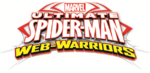 Ultimate Spider-Man Web-Warriors Logo