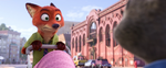 Zootopia Nick caught
