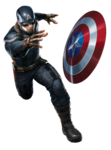 CATWS Shield Throw Render