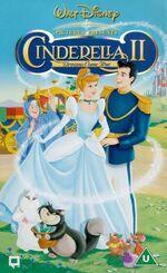 Cinderella ii uk vhs