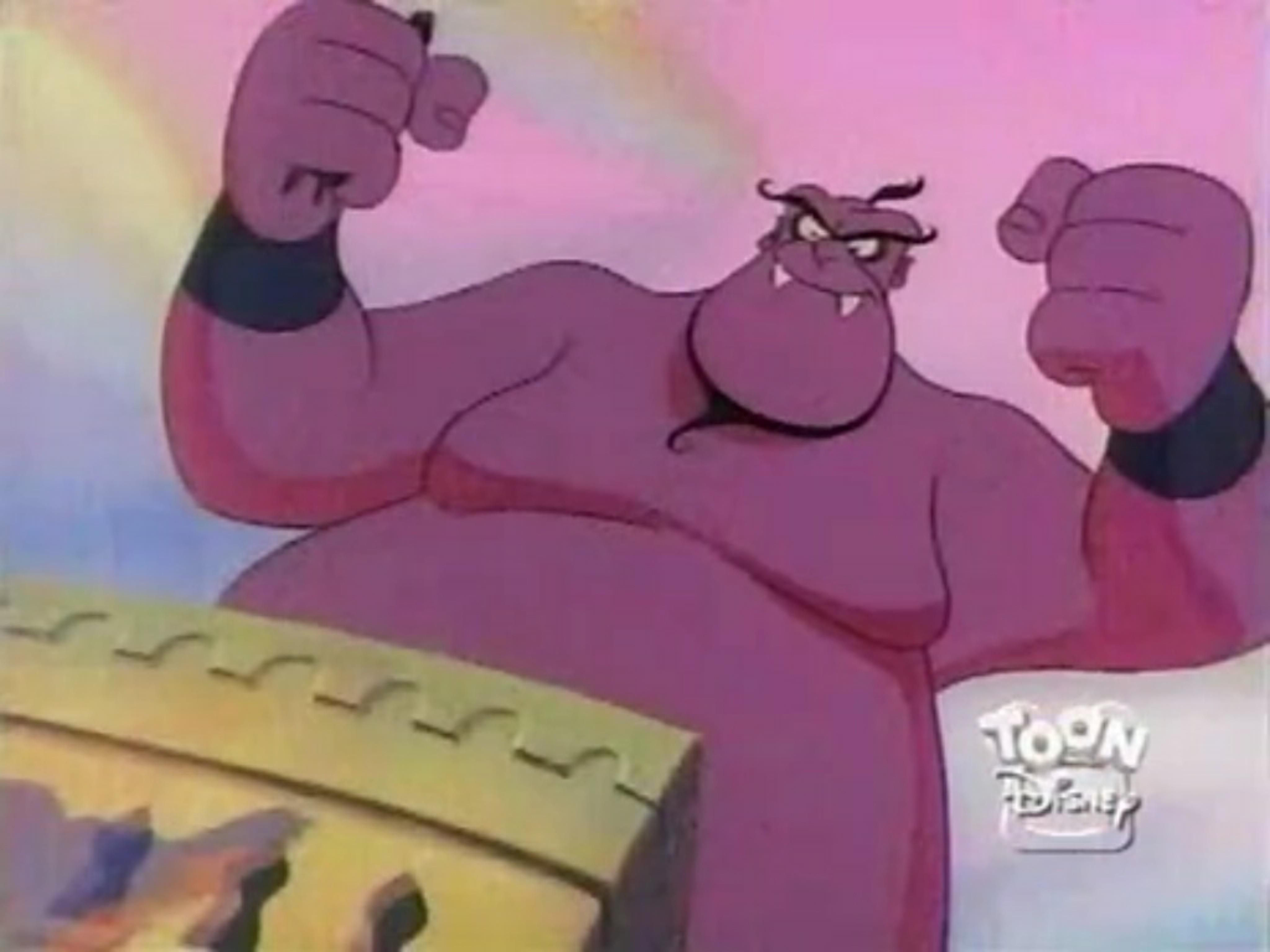 Evil Genie Disney Wiki Fandom Powered By Wikia