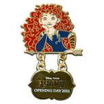 Disney - Pixar Brave Pin - Merida - Opening Day 2012