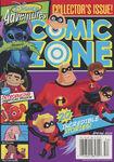 Disney Adventures Comic Zone cover Spring 2005 Incredibles