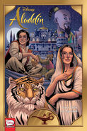 Disney Aladdin - Four Tales of Agrabah by Dark Horse Comics