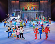 Disney on Ice Follow Your Heart castEdit