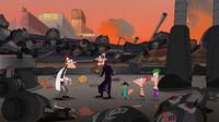 Doofenshmirtz 2 with Choo-Choo
