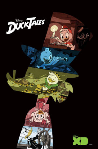 Tập tin:DuckTales 2017 Poster.png
