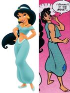 Jasmine in aladdin's body