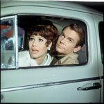 Jim and Carole at the drive in