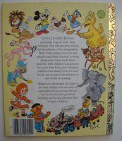 Little golden book back cover