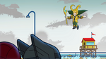 Loki in Marvel Super Hero Adventures