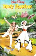 Mary Poppins 1989 French Canadian VHS
