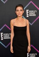 Mila Kunis Peoples Choice Awards