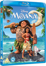 Moana BD UK 2017